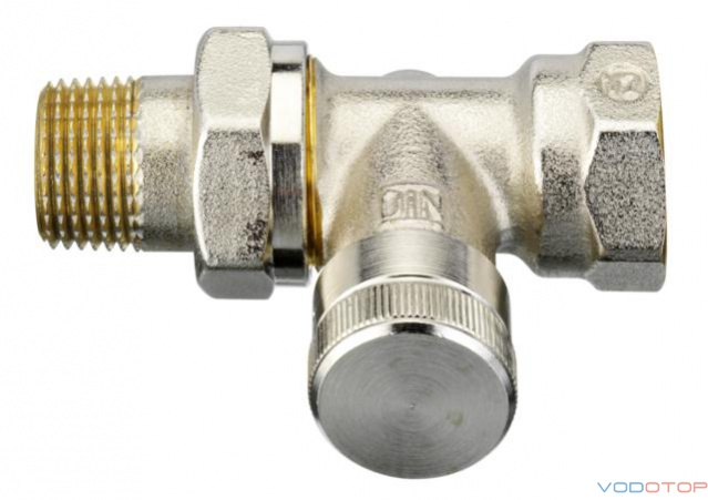 запорный клапан rlv-п danfoss